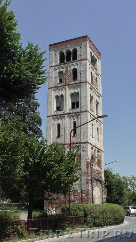 Башня Святого Стефана, Ивреа