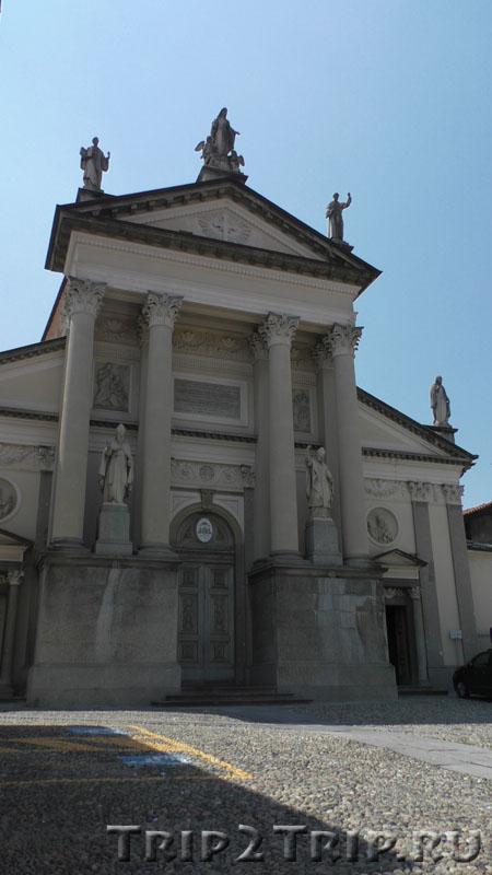 Кафедральный собор Вознесения Девы Марии, Ивреа