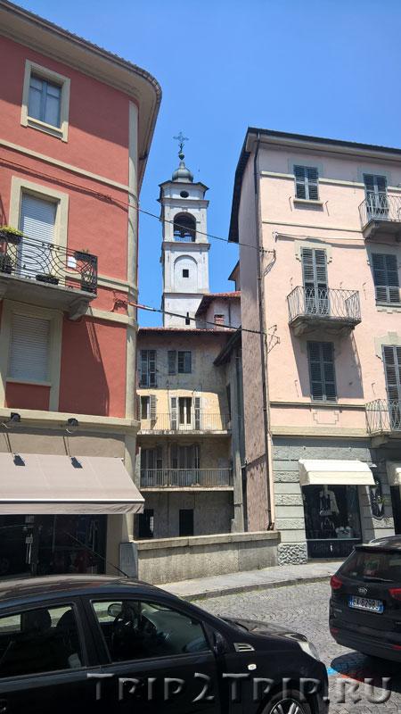 Улочки Ивреи, Италия