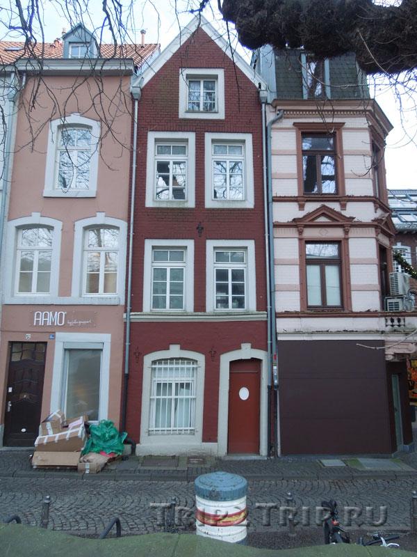 Аахенские домики, Германия