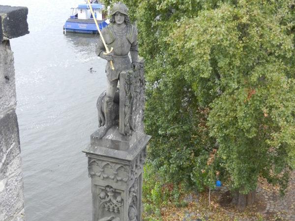 Брунцвик, Карлов Мост, Прага
