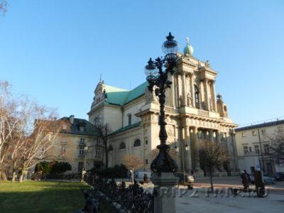 Церковь Девы Марии и св. Юзефа, Краковское Предместье