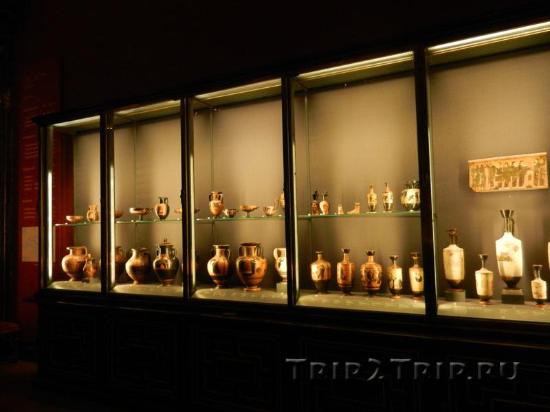 Древнегреческие амфоры