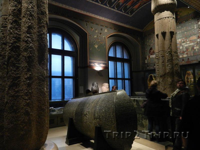 Египетский зал музея