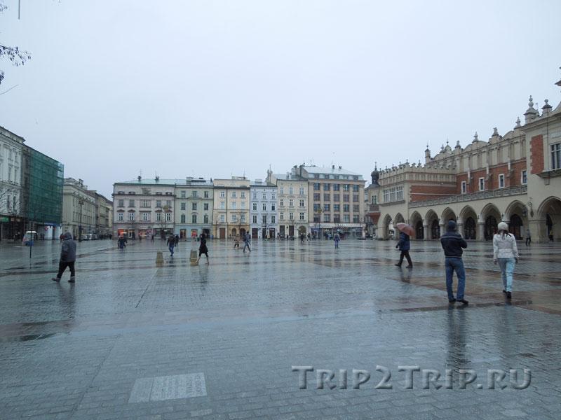 Площадь Главного Рынка, Краков