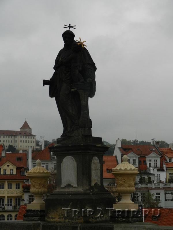 Св. Антоний Падуанский, Карлов Мост, Прага