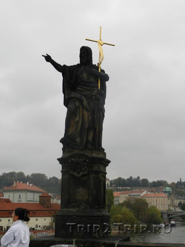 Св. Иоанн Креститель, Карлов Мост, Прага.