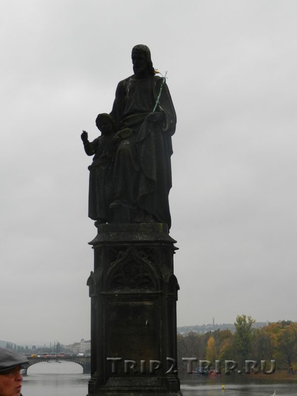 Св. Иосиф, Карлов Мост, Прага.
