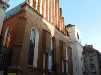 Собор Святого Иоанна Крестителя, Старый Город, Варшава