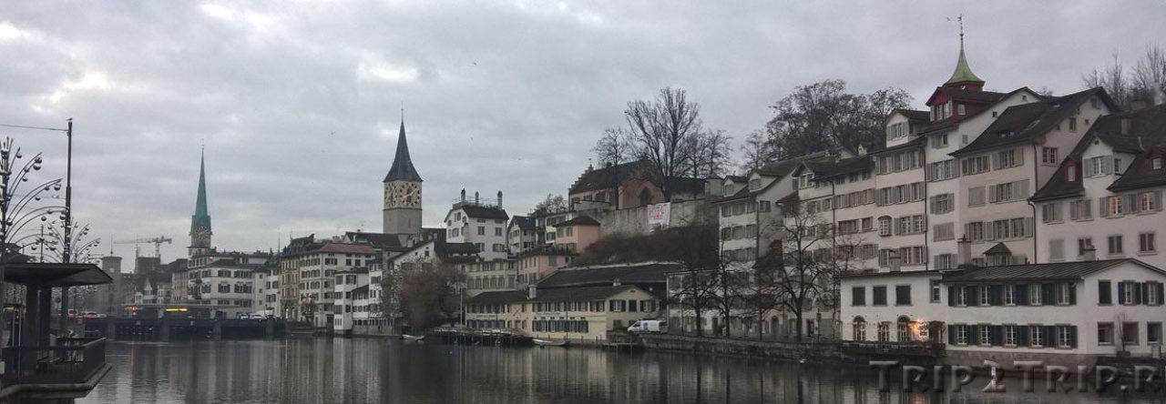 trip2trip, онлайн путеводитель, самостоятельные путешествия по Росси и Европе, Цюрих, Швейцария