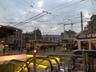 Bahnhofplatz/HB, Цюрих, Швейцария