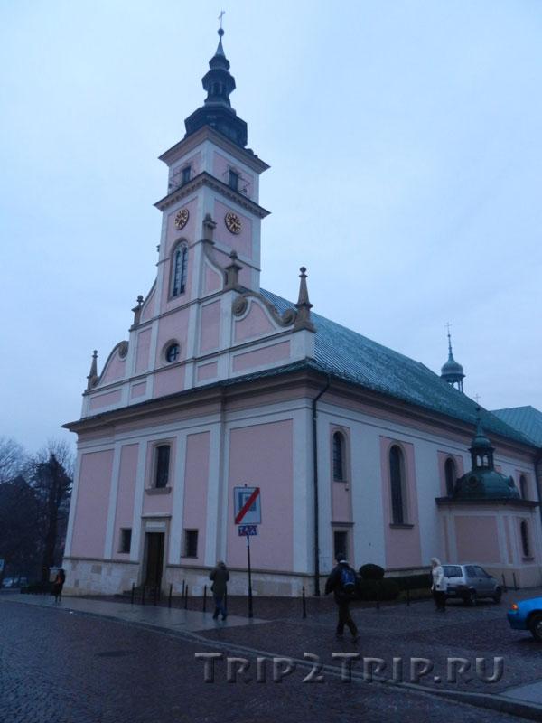 Церковь Святого Климента на Замковой улице, Величка