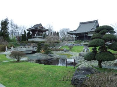 Эко-дом японской культуры, Дюссельдорф