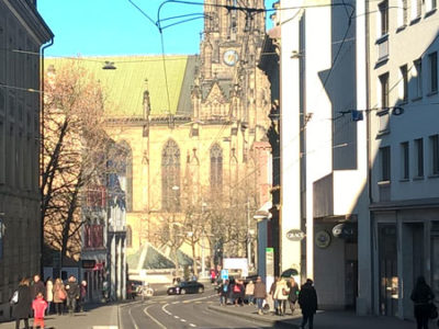 Элизабеткирхе, Базель