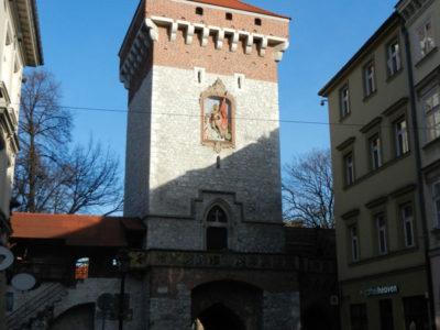 Флорианская башня, Краков