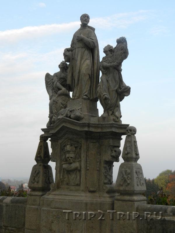 Святой Франциск Борджиа, Иезуитский колледж, Кутна-Гора