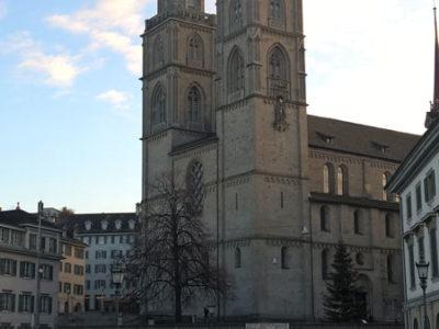 Гроссмюнстер, Цюрих
