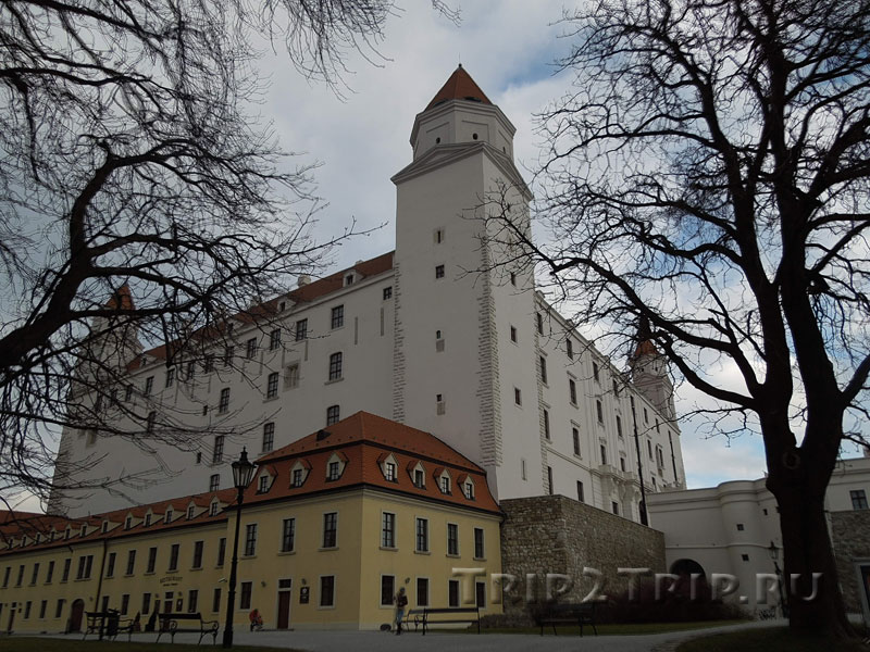 Град (замок), Братислава, Словакия