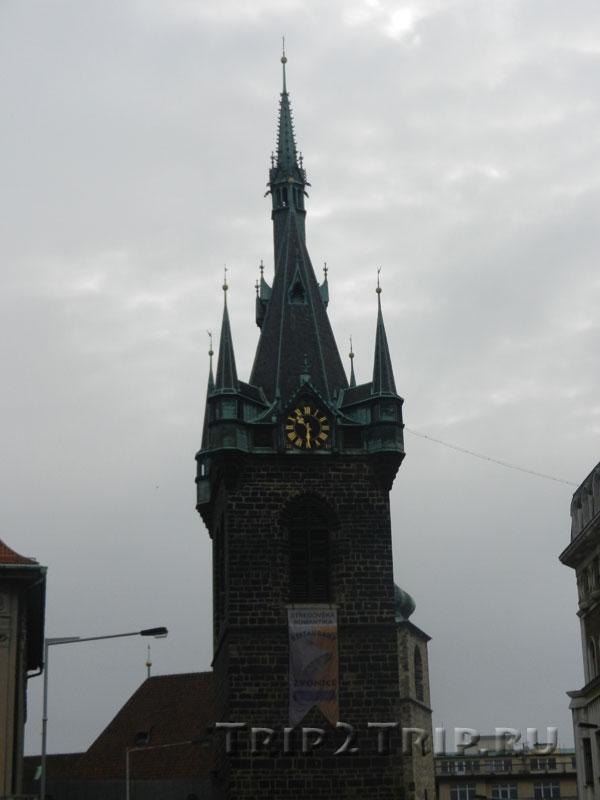 Йиндржишская башня, Прага