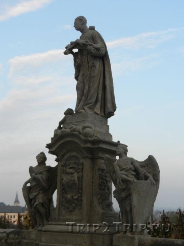 Иосиф Каласанкциус, Иезуитский колледж, Кутна-Гора
