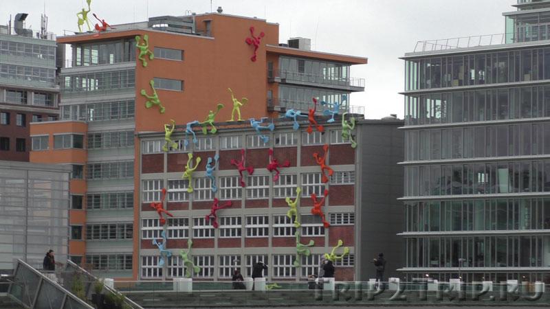 Дом Роггендорф, Медиагавань, Дюссельдорф