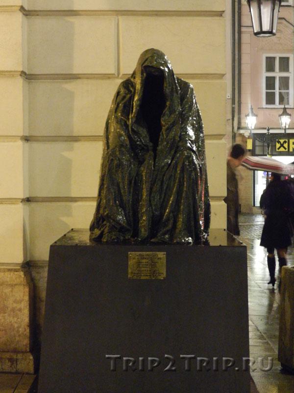 "Статуя Командора из ""Дона Жуана"" у Сословного театра, Прага"