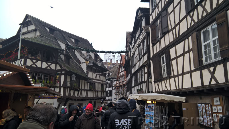 Rue des Dentelles, Strassbourg