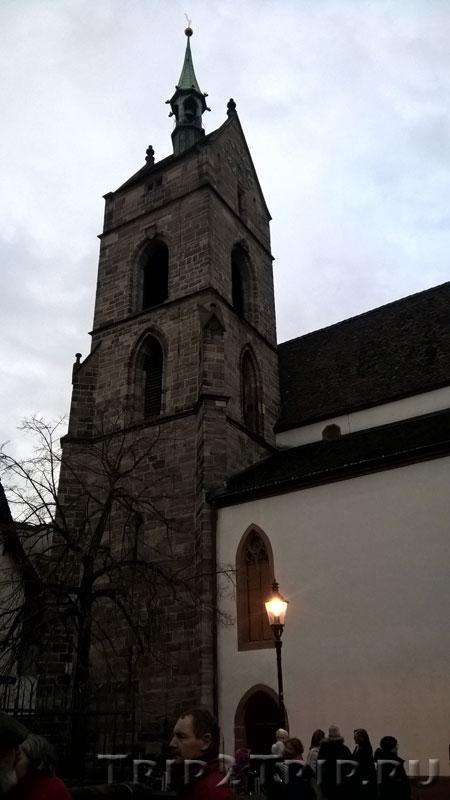 Церковь Святого Мартина, Базель