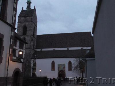 Площадь Святого Мартина, Базель