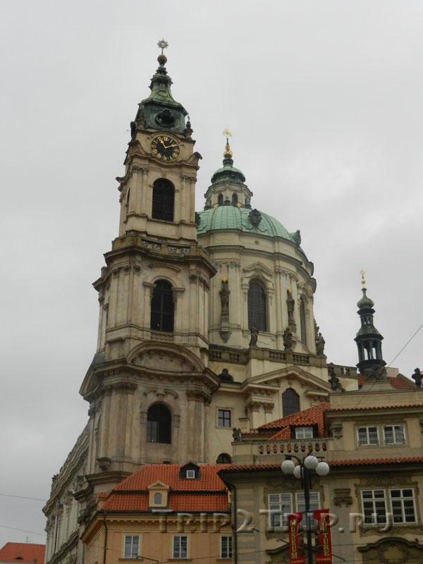 Церковь Микулаша, Мала Страна, Прага