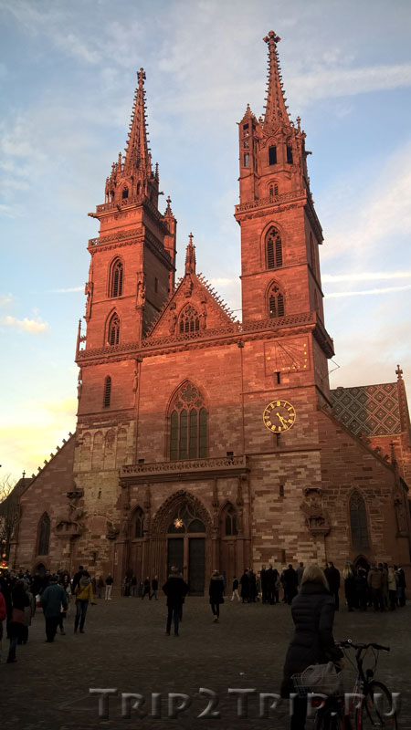 Мюнстер, Пфальц, Базель