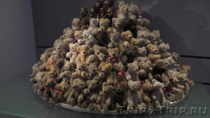 Музе игрушек, Базель
