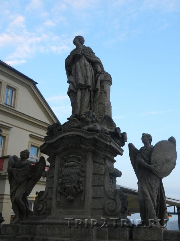 Святая Варвара, Иезуитский колледж, Кутна-Гора