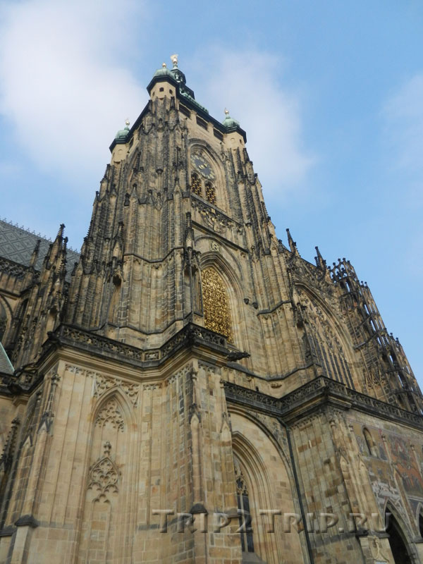 Башня собора святого Вита, Прага