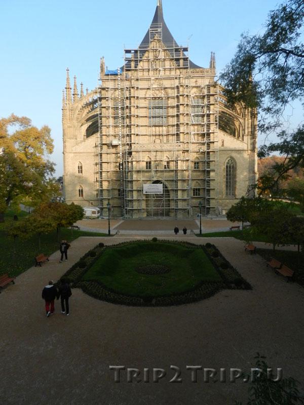Собор святой Варвары, Кутна-Гора, Чехия