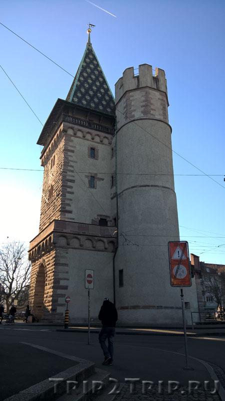 Башня Шпалентор, Базель
