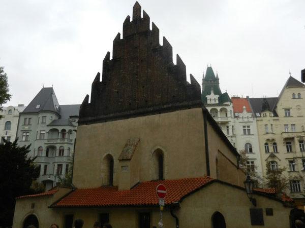 Староновая синагога, Йозефов, Прага