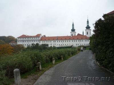 Страговский монастырь, Градчаны, Прага