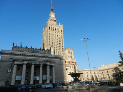 Дворец науки и культуры (сталинская высотка), Варшава