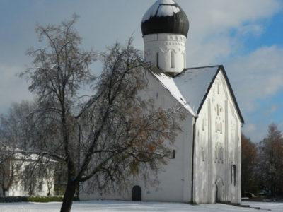 Церковь Спаса Преображения на Ильине, Великий Новгород