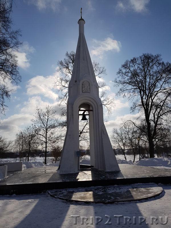 Фото часовни Казанской Богоматери