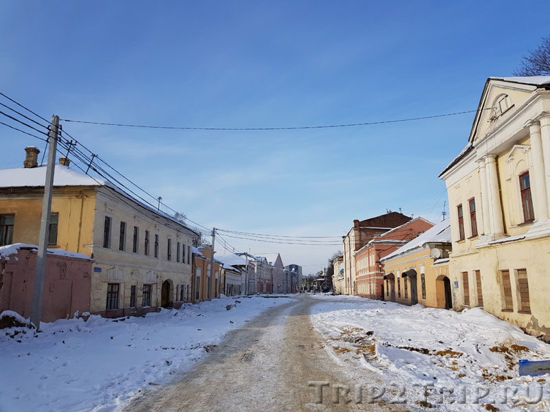 Улица Металлистов (бывш. Пятницкая), Тула