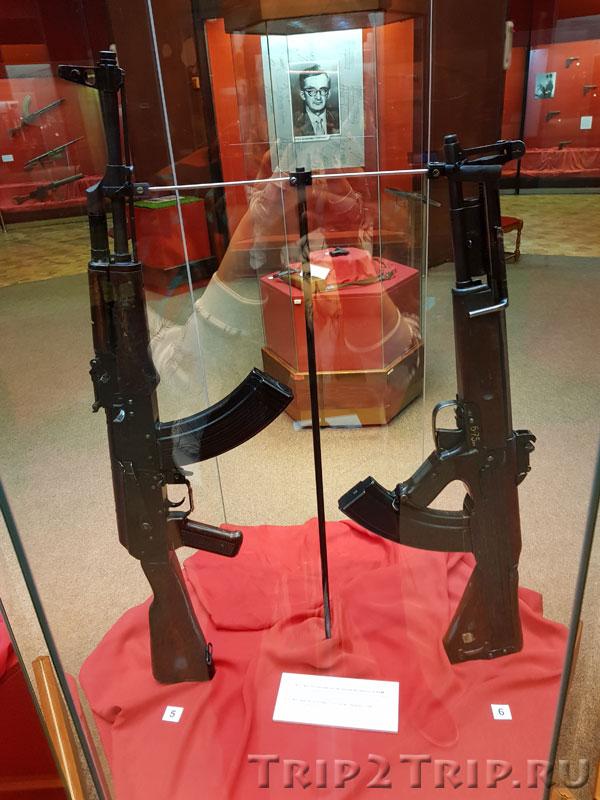 Музей Оружия (Старый корпус), 1-й этаж, Тула