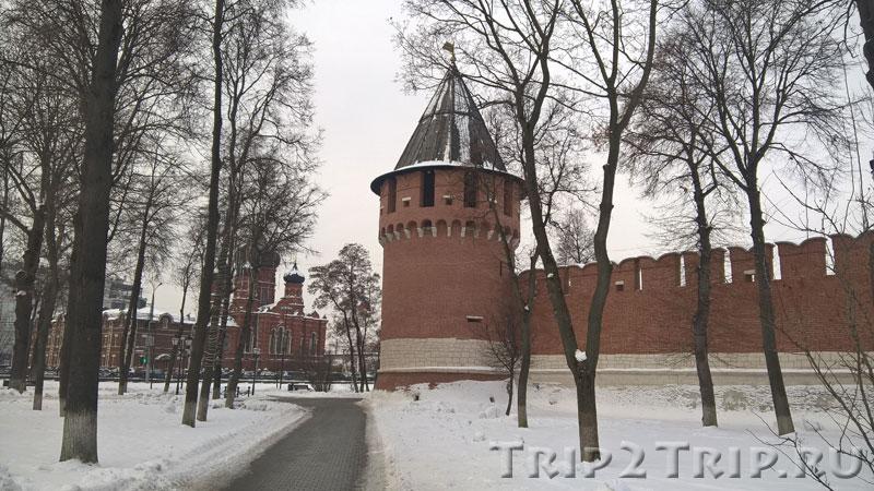 Никитская башня, тульский кремль