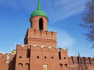 Одоевские ворота, Тула, Кремль
