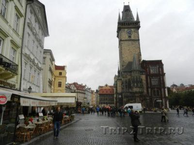 Староместская ратуша, Прага