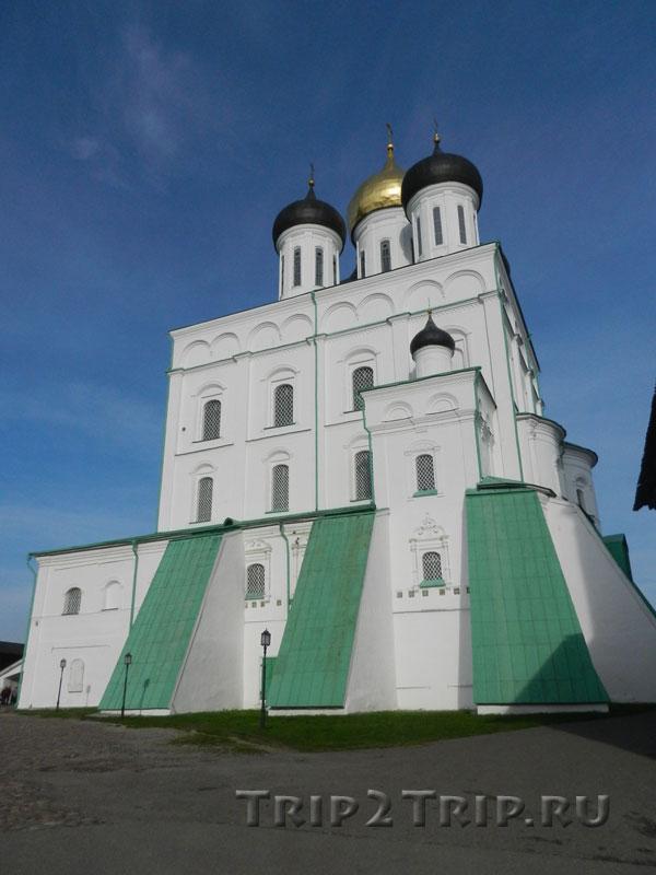 Свято-Троицкий собор, псковский кром