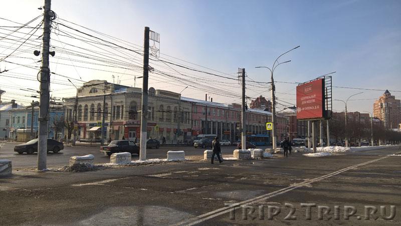 Советская (бывшая Посольская) улица, Тула