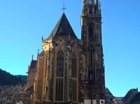 Танский собор, Эльзас, Франция