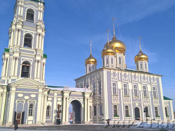 Успенский собор, тульский кремль